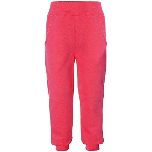 BEZLIT Mädchen Kinder Sport Lange Stoffhose 21705 Pink Größe 128