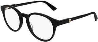 bfa775e08e Gucci Montura Gafas Vista Hombre GG0485O Color 001 Calibre 52/20