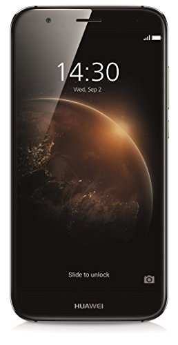 Huawei G8 Smartphone (5,5 Zoll (13,97 cm) Touch-Display, 32 GB interner Speicher, Android 5.1) grau