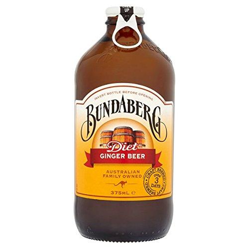 Bundaberg Diät-Ingwer-Bier - 12 x 375ml