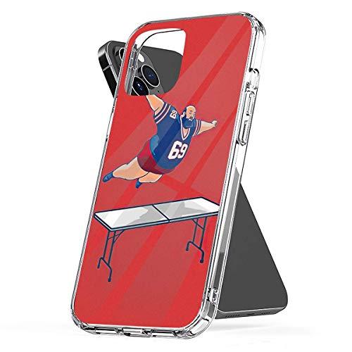 Phone Case Bills Mafia Buffalo Superfan Bills Table Dive Design Compatible with iPhone 6 6s 7 8 X XS XR 11 Pro Max SE 2020 Samsung Galaxy Accessories Absorption Funny
