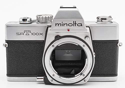 Minolta SRT-100X SRT100X SRT 100X Body Camera Reflex