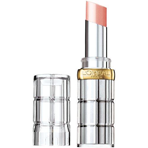 L'Oreal Paris Makeup Colour Riche Shine Lipstick, Shining Peach, 0.1 oz.