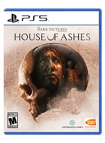 The Dark Pictures: House of Ashes - PlayStation 5