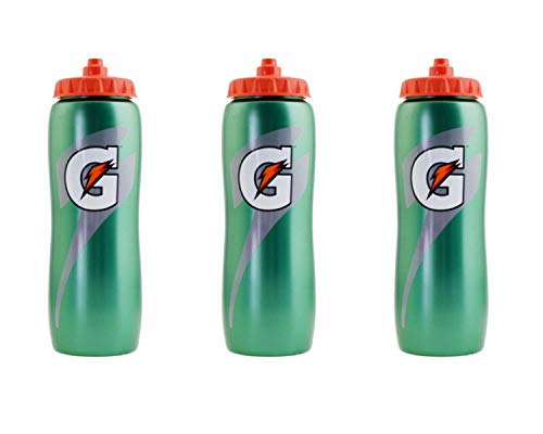 Gatorade 3 X 32 Ounce Squeeze Bottle by