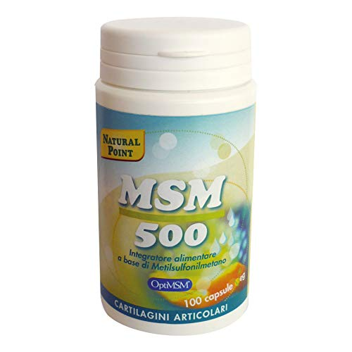 Natural Point Msm 500 100 cps - 60 g