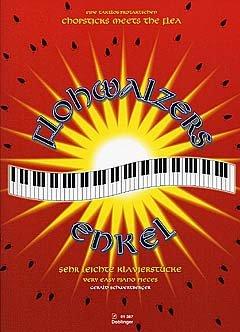 FLOHWALZERS ENKEL - arrangiert für Klavier [Noten / Sheetmusic] Komponist: SCHWERTBERGER GERALD