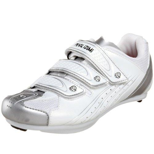 Pearl Izumi - zapatillas de deporte mujer , color blanco, talla 41.5