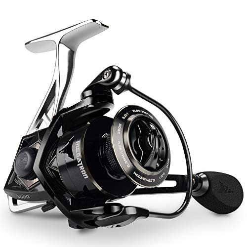 KastKing Megatron Spinning Reel,Size 3000 Fishing Reel