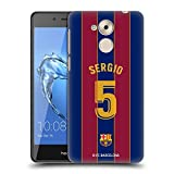 Head Case Designs Officially Licensed FC Barcelona Sergio