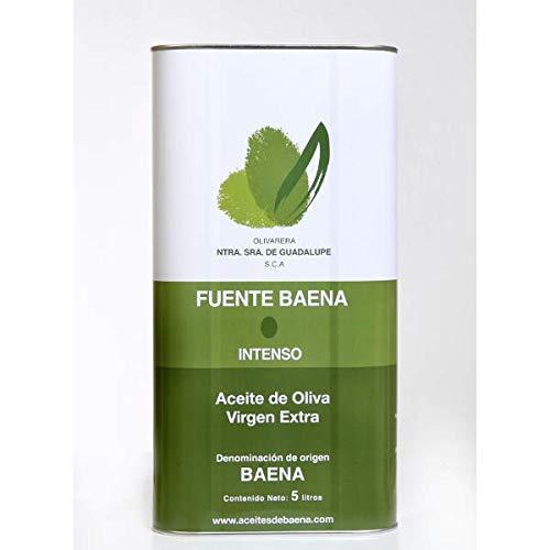 Fuente Baena Aceite de Oliva Virgen Extra, Garrafa - 5000 ml