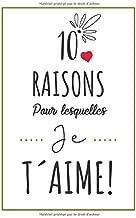 Message D Amour: Carnet De Notes, Une Idée Cadeau Pour Transmettre Un Message Romantique  À Son  Âme Soeur, Pour Elle Ou Pour Lui (French Edition)