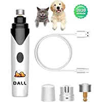 Dall Cordless & Rechargeable Electric Dog Nail Trimmer