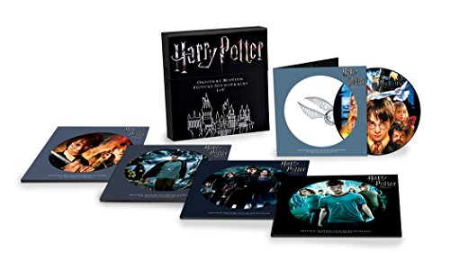Harry Potter: Original Motion Picture Soundtracks I-V [Disco de Vinil]