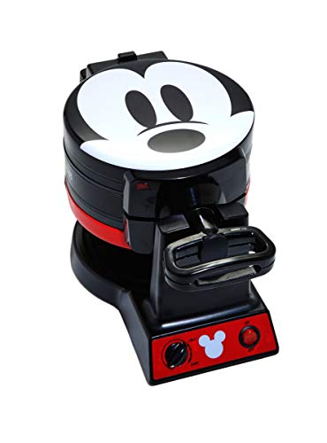 Disney's Mickey Mouse 90th Anniversary Double Flip Waffle Maker