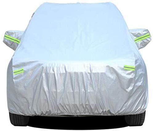 XUECHEN Cubierta de Coche Coche Salvaje SUV SUV Interior y al Aire Libre Tela de Oxford de Oxford antiincrustante Anti-Fouling Protección Solar Lluvia Tapa Caliente para Harvard H6 Models