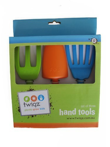 Twigz Hand Gardening Tools Set
