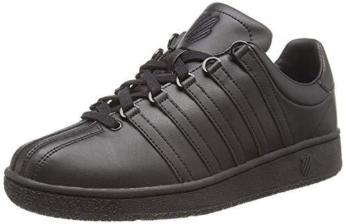 K-Swiss Herren Classic Vn Sneaker, Schwarz, 45 EU