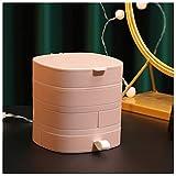 Subsky - Caja organizadora de joyería, Estuche de Almacenamiento de joyería...