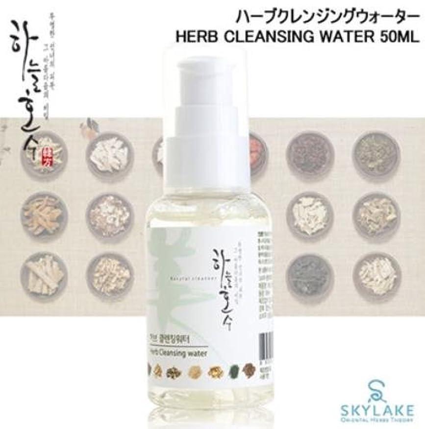 そして暗黙収入[ハヌルホス] Skylake [ハーブクレンジングウォーター (50ml)] (Herb Cleansing Water (50ml)) [並行輸入品]