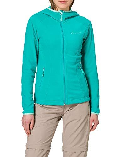 VAUDE Damen Jacke Women's Rosemoor Hooded Jacket, Riviera, 38, 42012