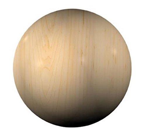 Preisvergleich Produktbild JOWE Holzkugel aus Buche 25mm mit Bohrung 50 Stk.