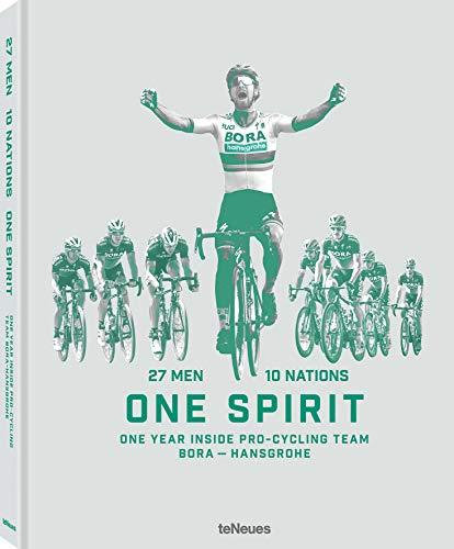 27 Men 10 Nations One Spirit. Ein Bildband, der einen Blick hinter die Kulissen eines Profi-Radsportteams liefert: das Team, die Fahrer, die Rennen ... Year Inside Pro-Cycling Team Bora-Hansgrohe
