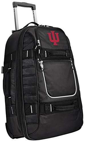 Purchase Broad Bay Small Indiana University Carry-On Bag Wheeled Suitcase Luggage Bags