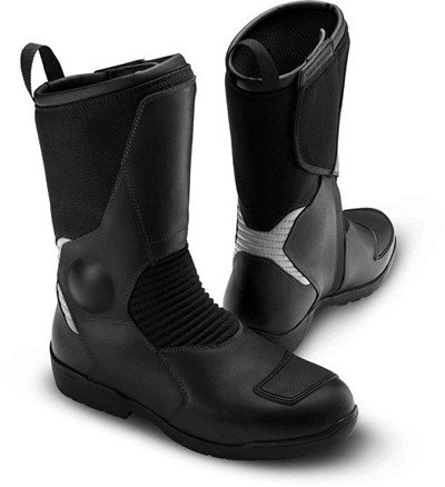 BMW Genuine Motorcycle Motorrad Allround Boot - 2013 - Color: Black - Size: EU 44 US M9.5