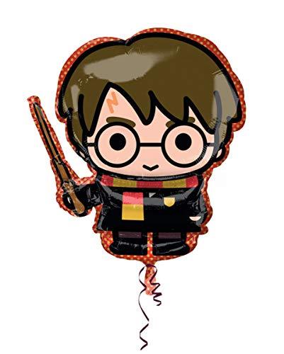 Globo De Harry Potter Foil