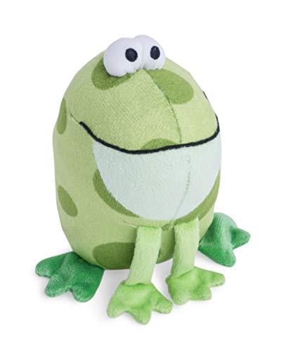 Petface Hundespielzeug, Frosch, Größe S