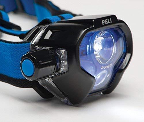 Peli 2780R Linterna frontal LED, Negra