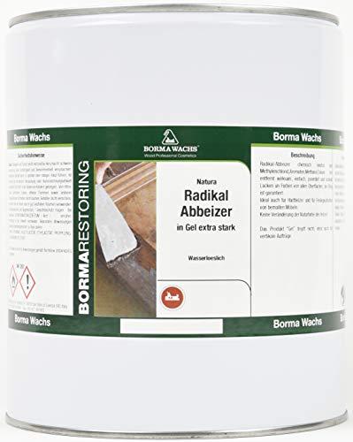 Abbeizer Kräftige Power Lackabbeizer DMC frei (4 Liter NAT)