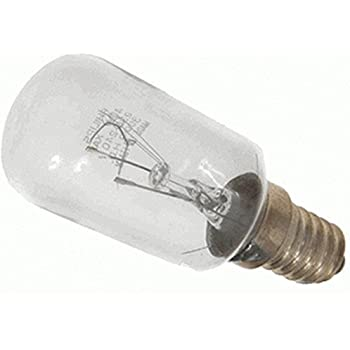 Copertura Lampade ø52mm vetro ELECTROLUX 319256008//8 per forno