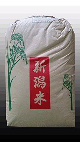 令和2年産 新潟県産 コシヒカリ 玄米 JA検査1等米 特別栽培米 各精米選択可 (5分搗き, 21.6kg)