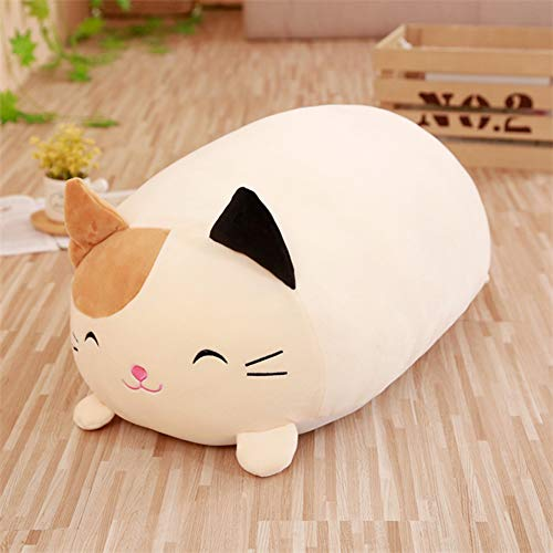 Ocamo Squishy Chubby Cute Animal Plush Toy Soft Cartoon Pillow Cushion Cat 60cm