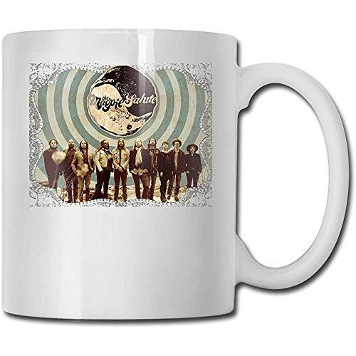 Der Elstergruß? Beste Vatertags-Geschenkideen für Kaffeetassen Lustige Weihnachtsgeschenk-Tasse-Persönlichkeit-Getränk-Schale 11 Unze (330 ML)