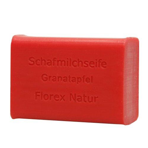Granatapfel Florex Schafmilchseife 100g