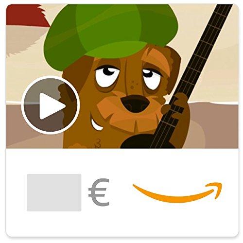 Cheque Regalo de Amazon.es - E-Cheque Regalo - Cumpleaños Reggae (animación)