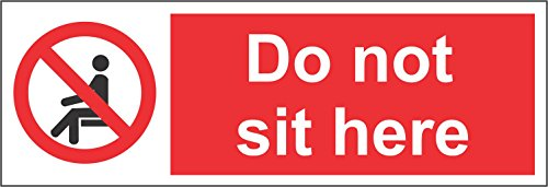 Warning Safety Decal for Office Company Hotel COVID-19 Prevention Measures Sign 304mmx457mm School Sticker INDIGOS UG