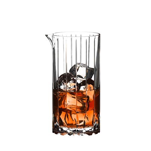 Riedel Drink Specific Glassware Mixing Glass, 22 oz, Clear