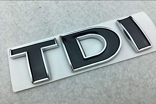 TLU-Kaxu - TDI 3D Badge Emblem Decal Auto Sticker Car styling for vw POLO Golf 7 Tiguan JETTA PASSAT b5 b6 MK4 MK5 MK6 MK7 car sticker