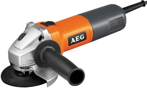 AEG Amoladora angular mod. WS 6-115 670W Ø 115 mm, 10000 rpm
