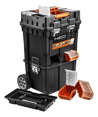Grupa Topex NEO Y/NR/84-115 mobiler Werkzeugwagen, schwarz