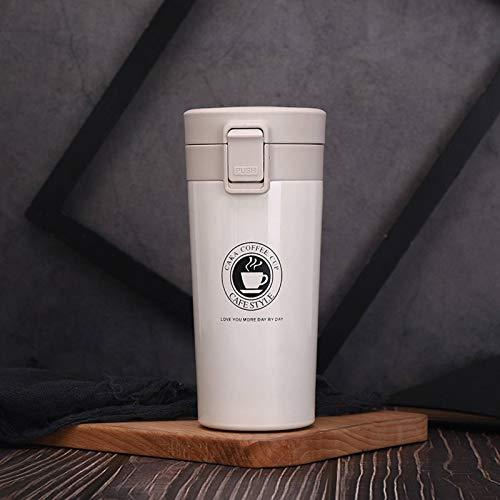 N\C Tazza Da Caffè In Acciaio Inossidabile 304 Tazza Da Caffè per Auto Portatile Tazza Di Promozione Pubblicitaria Mini Tazza Di Acqua Calda