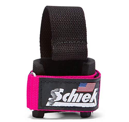Schiek Sports Zughilfen mit Handgelenkschutz & Dübel Modell 1000DLSP - 2