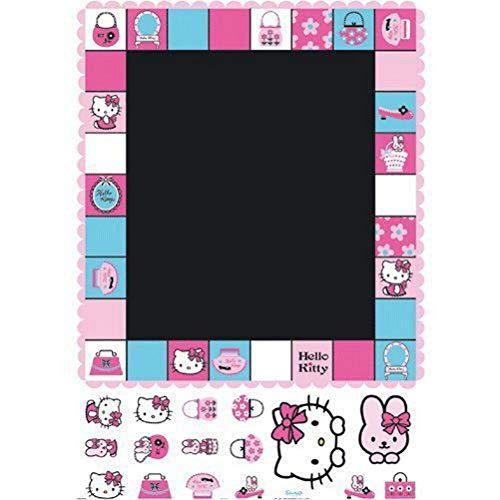 Sanrio - Stickers Tableau Noir Hello Kitty - Collection Fashion