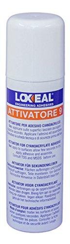 Loxeal 9-200 Aktivator für Cyanacrylat Klebstoffe,
