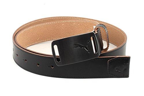 Puma Lux Fitted Golf Belt - black, Größe:M