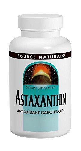 Source Naturals Astaxanthin 12mg, Antioxidant Carotenoid - 60 Softgels